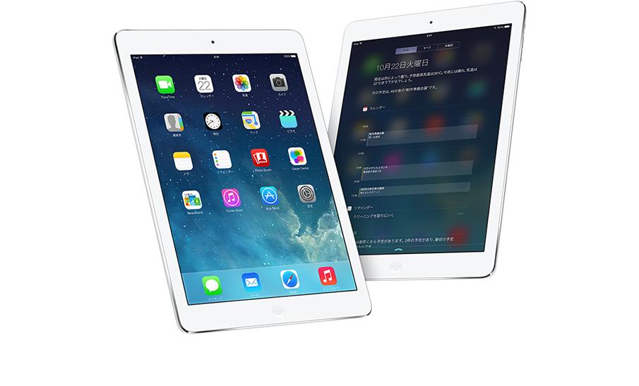ついにキター!ドコモからiPad、iPad miniが発売決定に!