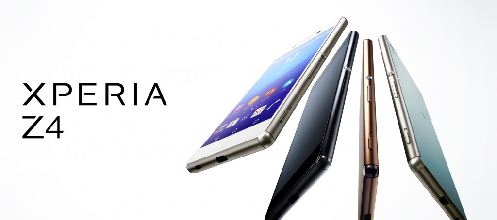XperiaTM Z4 SO-03G