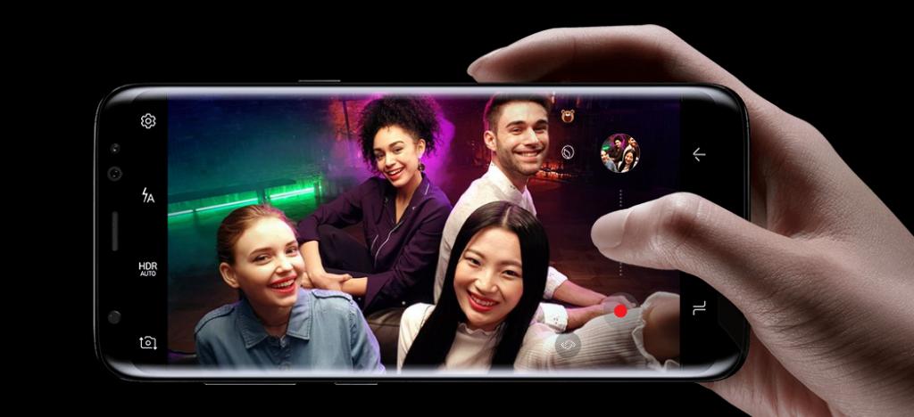 Galaxy S8+ SC-03J