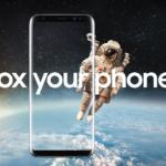 docomo Galaxy S8+ SC-03J:レビュー