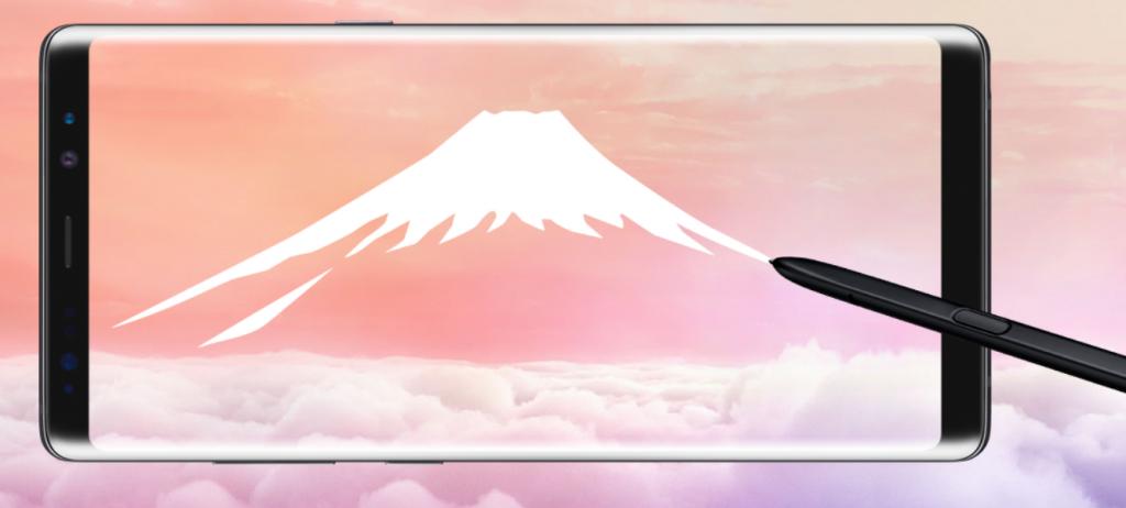 Galaxy Note8 SC-01K