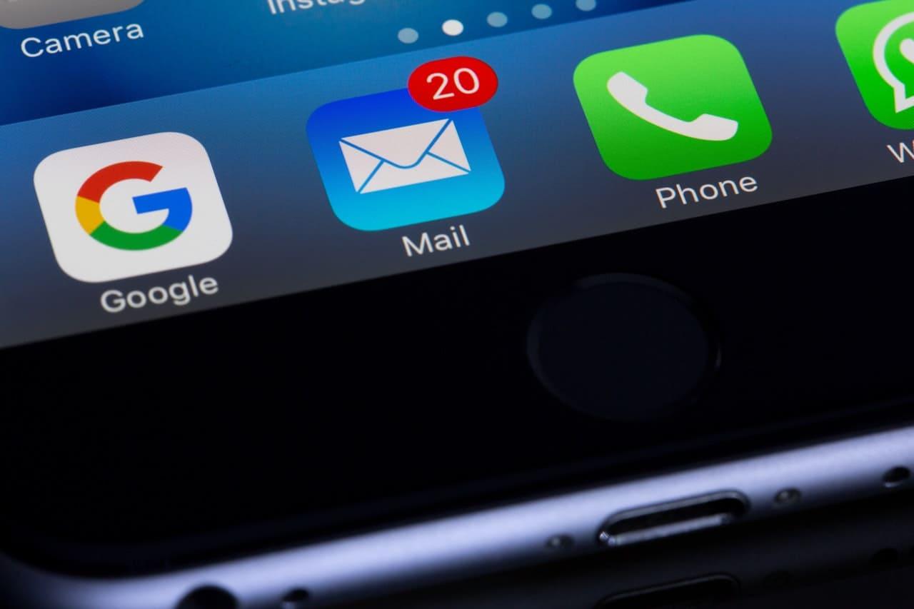 遅い iphone メール 受信